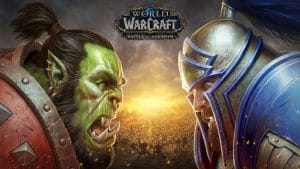 WoW Battle for Azeroth Art