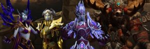 World of Warcraft Allied Races 1