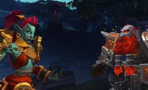 World of Warcraft Allied races exclusive 2