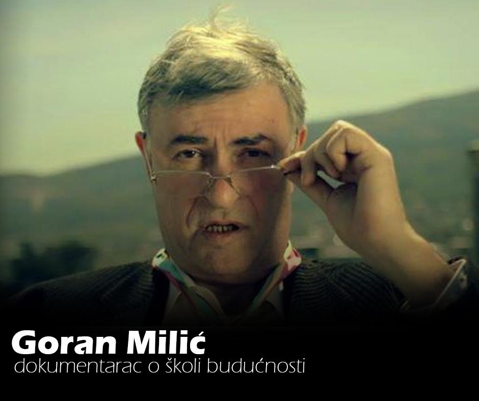 Goran Milić dokumentarac o gimnaziji gaudeamus
