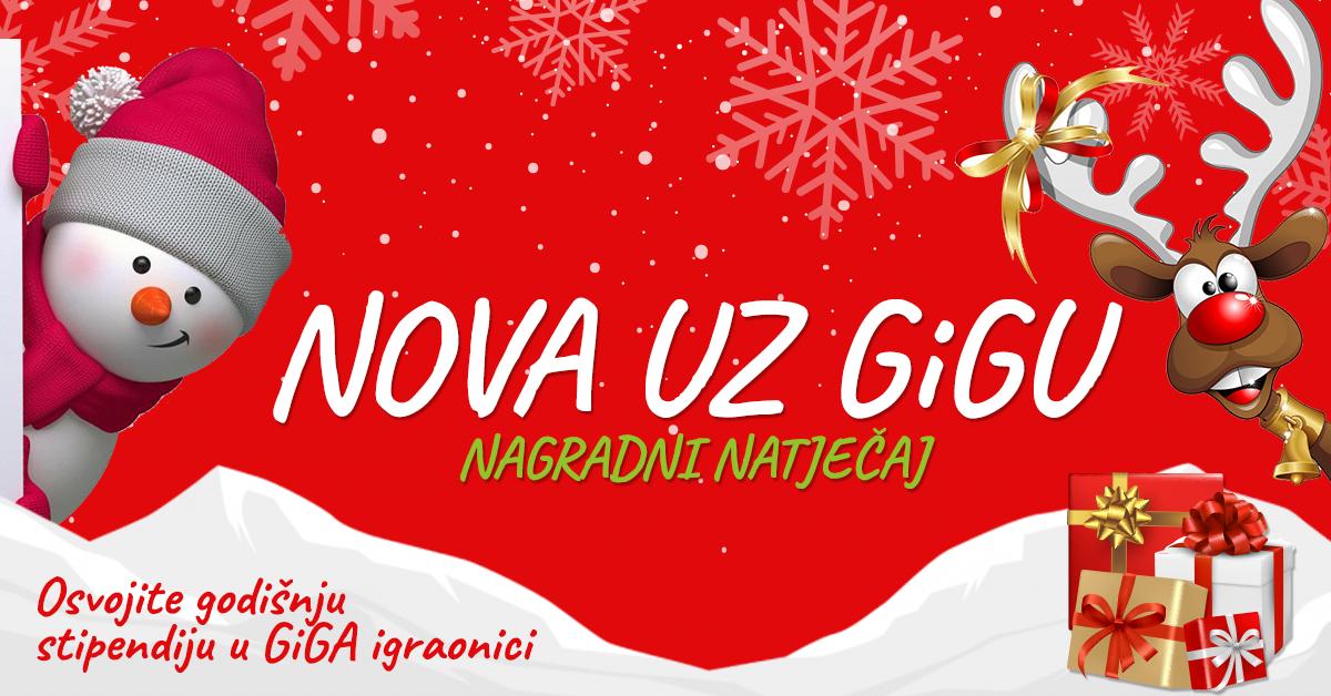 Nagradni natječaj Nova uz GiGU
