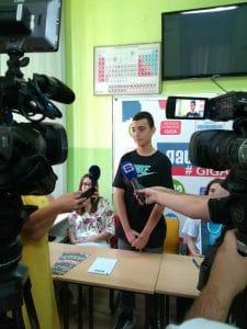 GiGA Stipendista Ivan Đapić